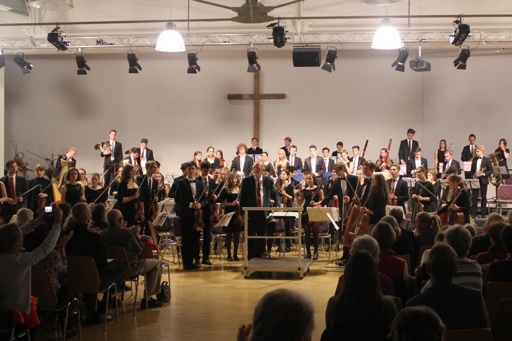 Konzert  in Weikersheim