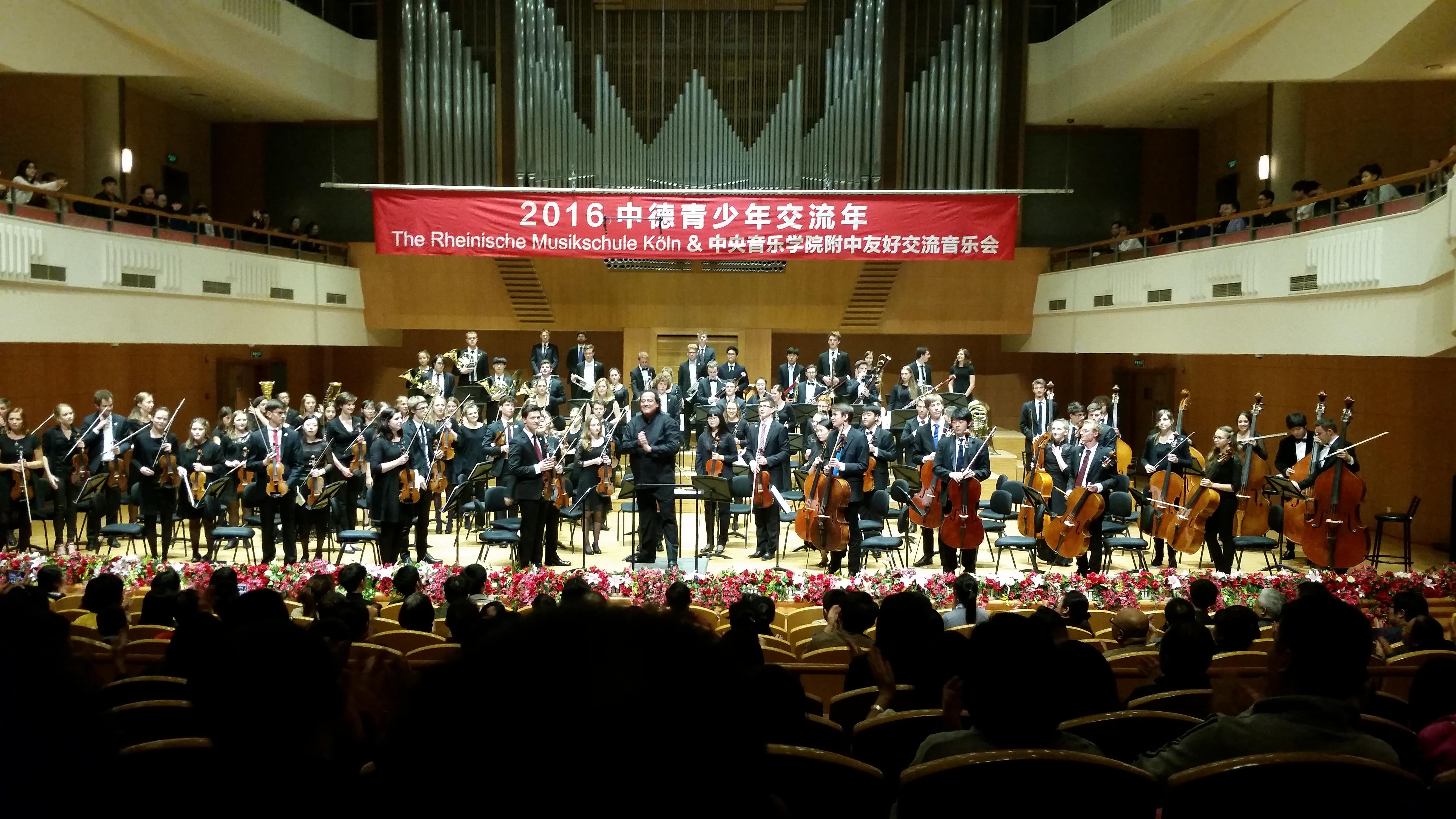 Konzert China